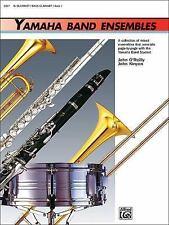 Yamaha Band Ensembles, Book 1: Clarinet, Bass Clarinet (Yamaha Band Method) Kin