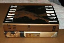 ANNE RICE BLOOD AND GOLD 1ST EDITION LASHER HARDCOVER BOOKS VAMPIRE CHRONICLES
