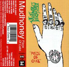 Mudhoney - Piece Of Cake - Cassette Tape - Sealed - Grunge