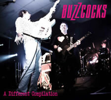 BUZZCOCKS A Different Compilation CD BRAND NEW Gatefold Sleeve