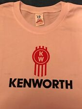 KENWORTH TRUCKS BOYS T SHIRT SIZE 4