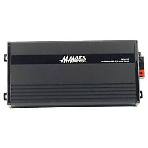 Mmats MD4110 4 channel classD best motorcycle-car-ATV 680 watts RMS marine