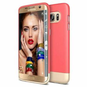 Samsung Galaxy S7 Maxboost Italian Rose/Gold Case Durable Unique Stylish New