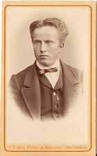 C. Probst CDV photo Herrenportrait - Nürnberg 1870er