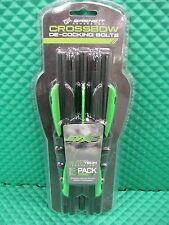 Barnett EVAC Crossbow Decocking Bolts Single Use 5 Pack #17190