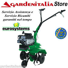 Motozappa GREEN LINE-mod.H 110- A BENZINA B&S 450 - FRESA 50 CM- MADE IN ITALY