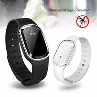 Pest Repellr Electronic Mosquito Repeller Bracelet Wristband For Child Protect