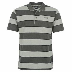 LONSDALE LONDON  polo à rayures homme  taille M (correspond a M/L)