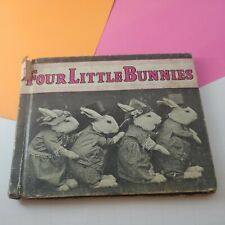 Four Little Bunnies Book photographs by Frees