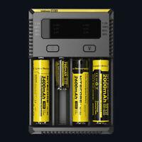 Nitecore New I4 USB Battery Charger 100% Authentic WITH NITECORE WARRANTY
