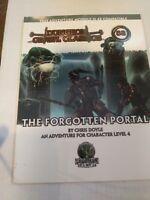 Dungeon Crawl Classics The Forgotten Portal #58 Chris Doyle 2008 Goodman Games
