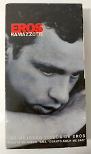 Video Vhs - Eros Ramazzotti - Los Mejores Videos 1997 - Very Good (Vg) Worldwide