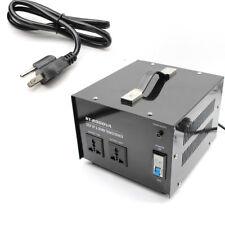 Portable High Power 2000W Voltage Transformer Converter 110V to/from 220V USA