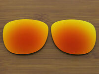 Replacement Fire Red Polarized Lenses for RB2140 54mm Sunglasses