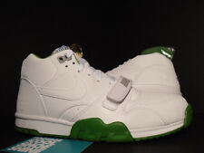 Nike Air Max Trainer 1 Mid SP FRAGMENT WHITE 3M CHLOROPHYLL GREEN 806942-113 7