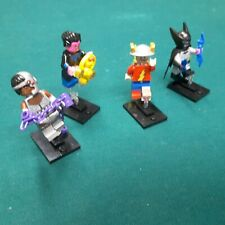 lego lot minifigures dc super heroes series 71026 cyborg flash batman sinestro