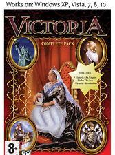 Victoria Complete PC Game