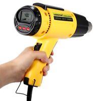110V 220V 2000W Electric Hot Air Heat Gun Blower Paint Stripper DIY Tool +Nozzle