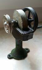 Altes Antriebselement für die Dampfmaschine Schleifstein
