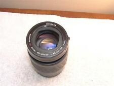 Minolta Maxxum 80-200mm Zoom AF 1:4.5(22)--5.6 Sony Alpha LENS