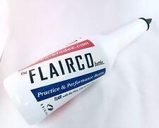Flairco Bar Flair Bottle 750ml - Bar Flairing Practice Bottle White
