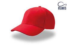 Atlantis USA Cappello Baseball Pilot hat Cappellino Ros