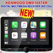 New listing Kenwood Dmx1057Xr 2-Din 10.1� Touchscreen Car Stereo Digital Mediea Receiver New