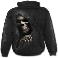 Spiral Direct GRIM RIPPER Hoodie Sweatshirt/Grim Reaper/Skull/Death/Hood/Bones