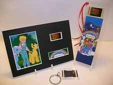 MY LITTLE PONY 3 Piece Movie Film Cell Memorabilia compliments dvd poster vhs