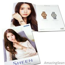 SNSD Photo Book, CASIO 'SHEEN' 2014 S/S Lookbook, SJJD, SoShi, YOON-AH, TIFFANY