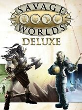 Savage World Deluxe Hardback Bundle $539.82 Value15Titles(PinnacleEntertainment)