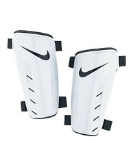 Shin Guard Nike Park Guard White 4 Sizes Kids to XL Adult 100 Genuine Large (adult)