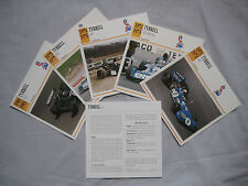 Tyrrell Collectors Classic Car Cards