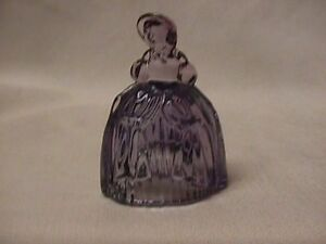 BOYD GLASS MINIATURE MELISSA DOLL-1ST.SERIES-CHOICE OF COLORS PRICE EDUCED!!