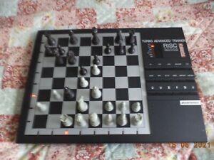 Saitek Turbo Advanced Trainer chess computer