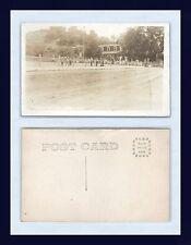 CALIFORNIA GLENWOOD HOTEL BASEBALL REAL PHOTO POSTCARD NOKO BACK CIRCA 1915