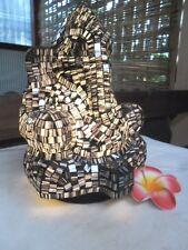 Mosaic Ganesh Table Lamp