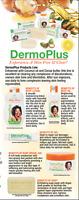 Trio Set - Skin Lightening Dermo Plus Body Cream, Oil & Soap-Free Shipping