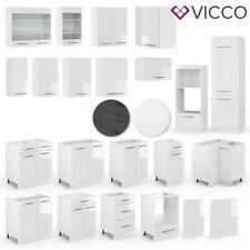 VICCO Küchenschrank Hängeschrank Unterschrank Küchenzeile Fame-Line