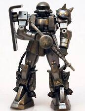 Bandai Gundam Chogokin Nano MS-06R-1A ZAKU Action Figure Iron Cast Collectable
