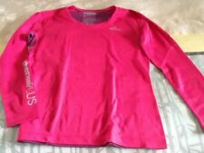 Womens Kathmandu Thermal Long Sleeve Top. Size 12. Colour Magenta/rose