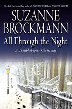All Through the Night: A Troubleshooter Christmas - Acceptable - Brockmann, Suza