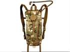 Tactical 3L Hydration Pack, 3L, Multicam Bladder And Straw With Straw Cover Pack