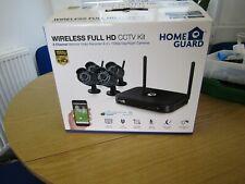 HomeGuard Wireless Full HD CCTV Kit 8 channel 1080p
