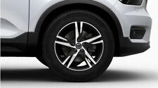 "Volvo XC40 Kompletträder, Winter 19"" 5-Double Spoke Matt Black Diamond Cut - 911"
