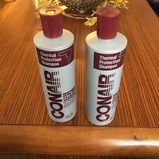 (2) Conair Thermal Protection Shampoo Extra Body Formula - 15 Oz. Rare Product