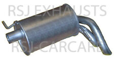 EXHAUST SILENCER FORD GALAXY (WGR) 1.9 TDI Diesel 2005-05-> 2006-05