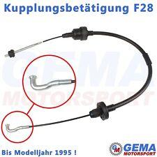 Calibra Turbo bis Bj95 Kupplungsseil C20LET F28 Getriebe Kupplungsbetätigung