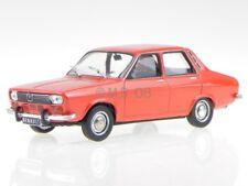 Renault 12 R12 rojo coche en miniatura Atlas 1 43