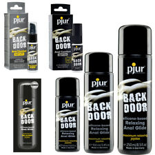Pjur BACK DOOR Anal Lubricant | Silicone Relaxing Anal Lube